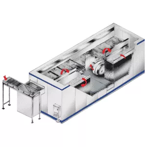 packaged-iqf-fluidized-tunnel-freezer